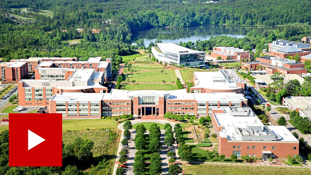 Tour NC State Centennial Campus