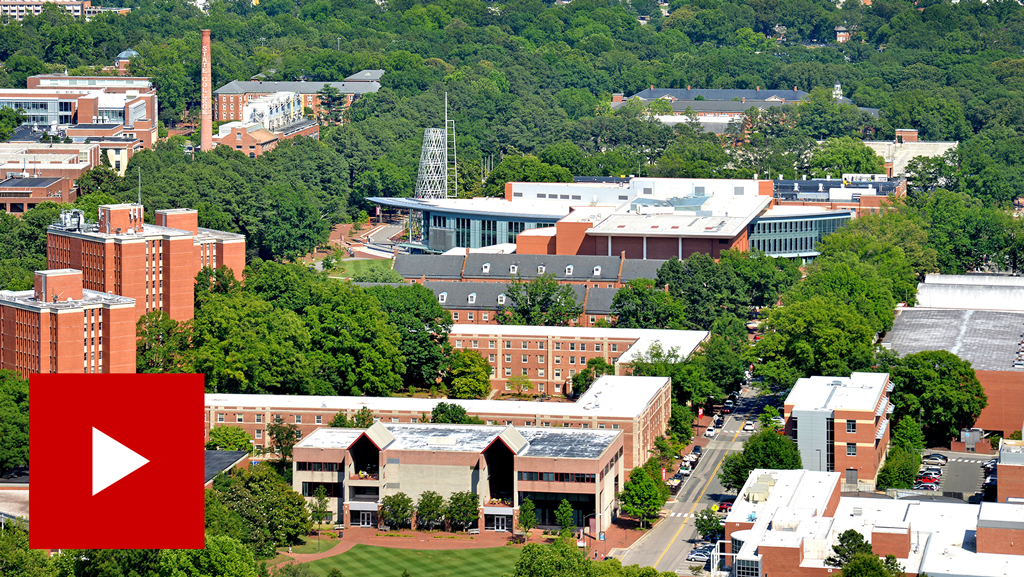 Tour NC State Main Campus